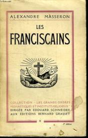 Les Franciscains. - Couverture - Format classique