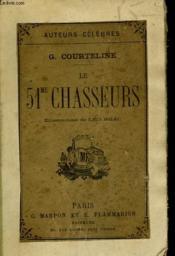 Le 51e Chasseurs. - Couverture - Format classique