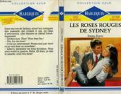 Les Roses Rouges De Sydney - A Priceless Love - Couverture - Format classique