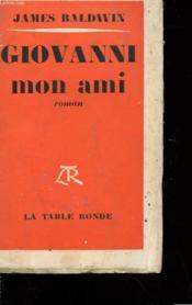 Giovanni Mon Ami - Couverture - Format classique