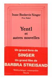 Yentl - Couverture - Format classique