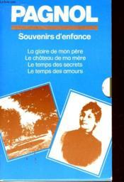 Le Chateau De Ma Mere (1282) / La Gloire De Mon Pere (1281) / Le Temps Des Secrets (1283) / Le Temps Des Amours (1793) - Couverture - Format classique