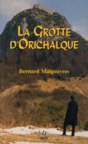 La Grotte D'Orichalque - Couverture - Format classique