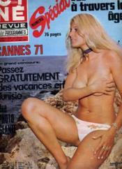 Cine Revue - Tele-Programmes - 51e Annee - N° 19 - Numero Special - Panique A Needle Park - Couverture - Format classique