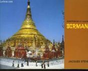 Sompteuse Et Fascinante Birmanie - Couverture - Format classique