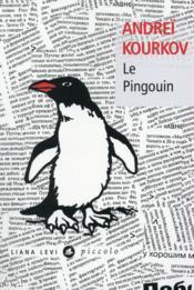 Le pingouin - Couverture - Format classique