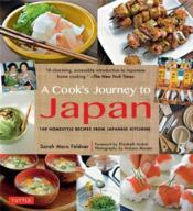 A cook's journey to japan - Couverture - Format classique