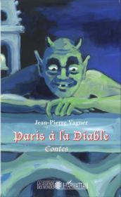Paris à la diable - Couverture - Format classique