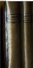 Oeuvres romanesques complètes t.1 et t.2 - Couverture - Format classique