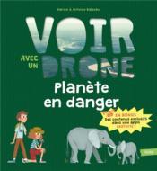 Planète en danger - Couverture - Format classique