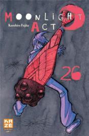 Moonlight Act T.26 - Couverture - Format classique