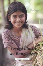 Voyage illustré au Bangladesh - Couverture - Format classique