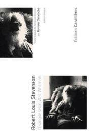 L'Evangile selon Walt Whitman - Couverture - Format classique