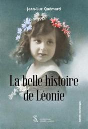 La belle histoire de Léonie - Couverture - Format classique