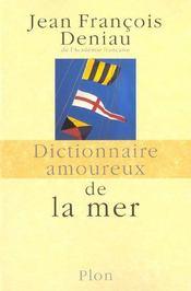 Dictionnaire amoureux ; de la mer et de l'aventure - Intérieur - Format classique