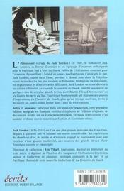 La croisiere du snark - 4ème de couverture - Format classique