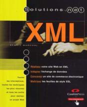 Solutions Net Xml - Couverture - Format classique