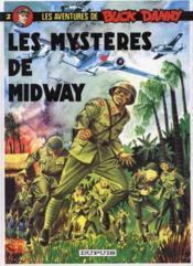 Les aventures de Buck Danny T.2 ; les mystères de Midway - Couverture - Format classique