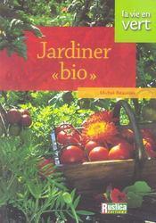 Jardiner bio - Intérieur - Format classique
