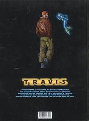 Travis t.5 ; cybernation - 4ème de couverture - Format classique