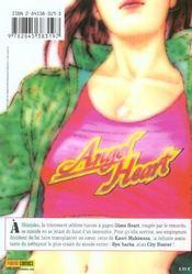 Angel heart T.1 - 4ème de couverture - Format classique