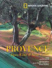 La provence ; alpe-cote d'azur-corse - Intérieur - Format classique