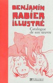 Benjamin Rabier Illustre Catalogue De Son Oeuvre - Intérieur - Format classique