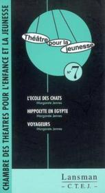 Theatre Pour Jeunesse 7 - M, Jennes - Couverture - Format classique