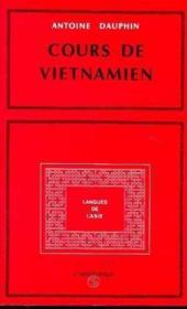 Cours de vietnamien + 1k7 - Couverture - Format classique