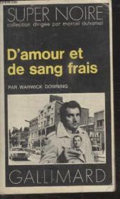 Collection Super Noire N° 82. Damour Et De Sang Frais. - Couverture - Format classique