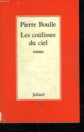 Les Coulisses Du Ciel. - Couverture - Format classique