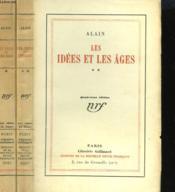 Les Idees Et Les Ages. En 2 Tomes. - Couverture - Format classique
