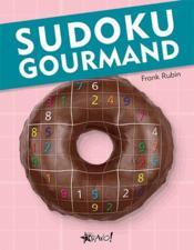 Sudoku gourmand - Couverture - Format classique