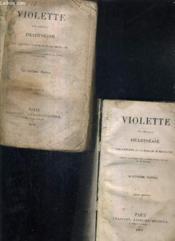 Violette (En Anglais) Heartsease / En Deux Tomes / Tomes 1 + 2 / 4e Edition. - Couverture - Format classique