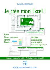 Je crée mon Excel - Couverture - Format classique