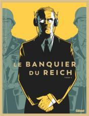 Le banquier du Reich T.2 - Couverture - Format classique