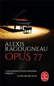 Opus 77 - Couverture - Format classique