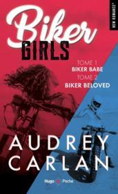 Biker girls ; INTEGRALE VOL.1 ; T.1 ET T.2 ; biker Babe, biker Beloved - Couverture - Format classique