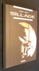 Sillage t.5 - Couverture - Format classique