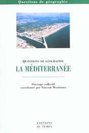 La Mediterranee - Intérieur - Format classique