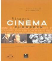 Visages Du Cinema Europeen - Couverture - Format classique