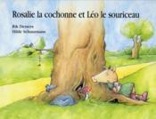 Les petits cochons et la souris - Couverture - Format classique