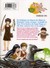 Nanja monja t.5 - 4ème de couverture - Format classique