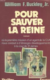 Pour Sauver La Reine. - Couverture - Format classique
