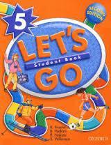 Let'S Go, Second Edition Level 5: Student Book - Couverture - Format classique