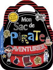 Mon sac de pirate aventurier - Couverture - Format classique