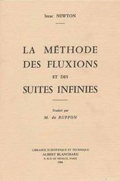 La methode des fluxions et des suites infinies - Intérieur - Format classique