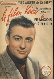 Le Film Vecu - Les Anciens De St-Loup - N°18 - Couverture - Format classique