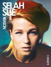 Sue Selah Reason P/V/G Tab. - Couverture - Format classique