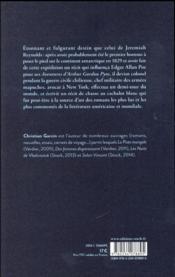 Les vies multiples de Jeremiah Reynolds - 4ème de couverture - Format classique